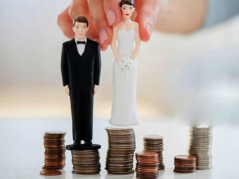 Распределение денежных средств в семье
