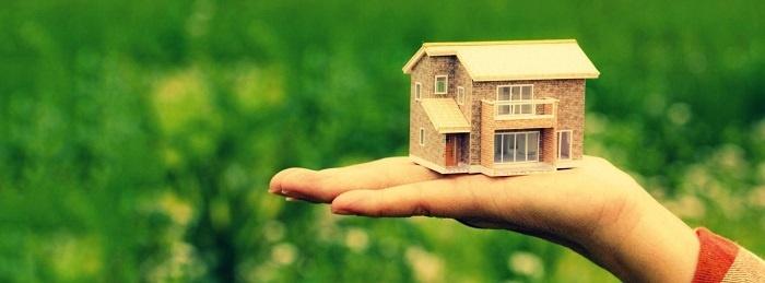 Спрос на займы для приобретения частного строения