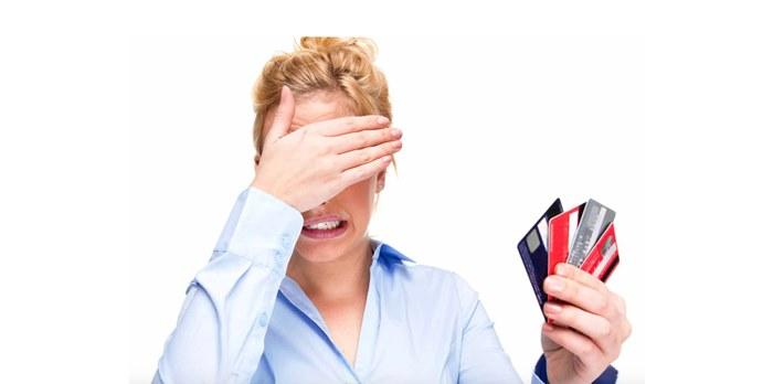 Основные причины появления долгов по кредитной карте
