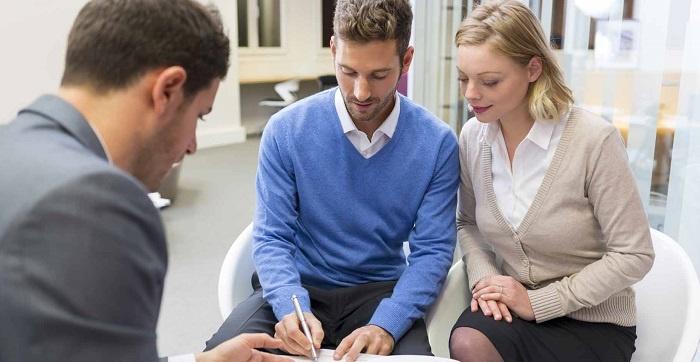Этапы действий для одобрения кредита в банке