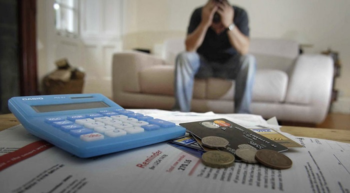 Отказ вносить платежи