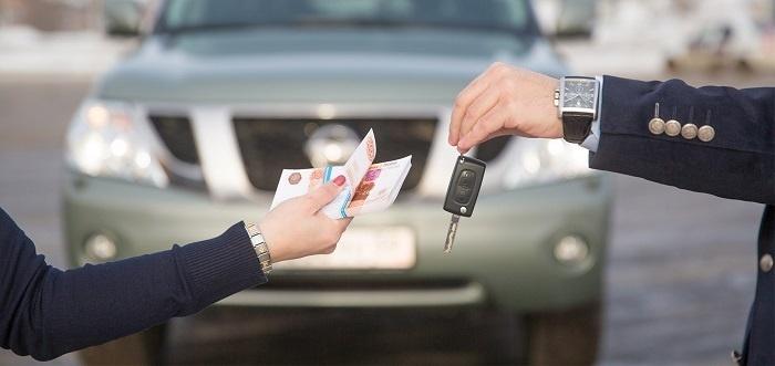 Возможность продажи автомобиля