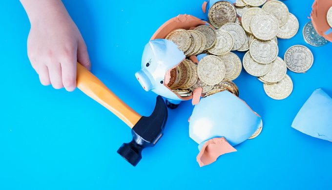 Решаем, как будем копить нужную сумму денег