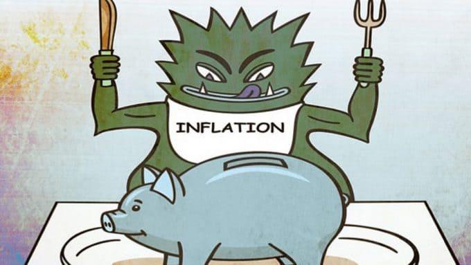 Кратко об инфляции и ее причинах