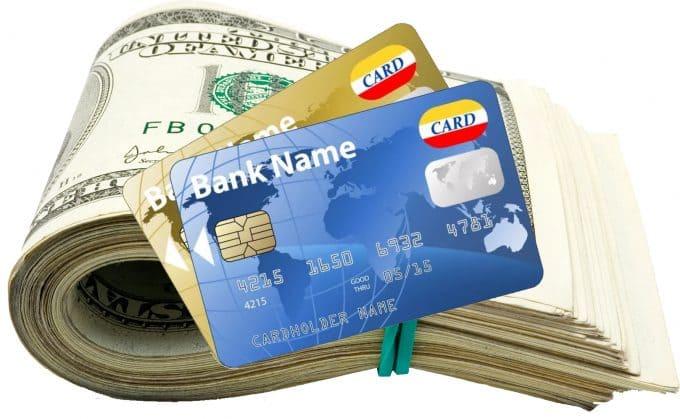 Простая схема как заработать на кредитных картах