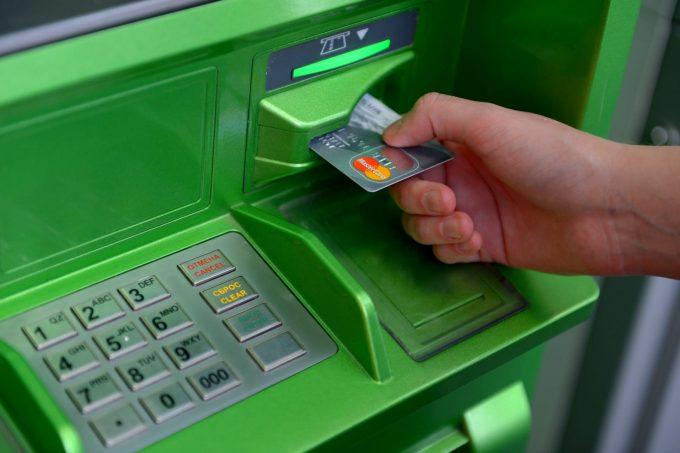 Кража банковских карт