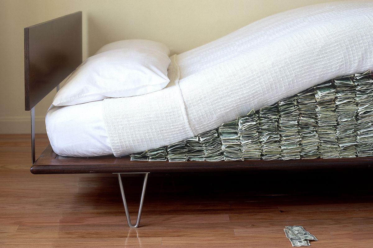 Хранение финансовой подушки безопасности