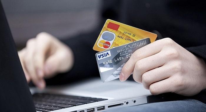 Оплата через банковский сайт