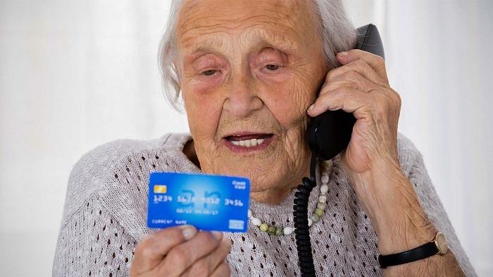 Звонки мошенников
