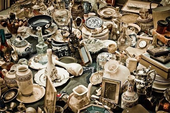 Приобретение антиквариата и предметов искусства