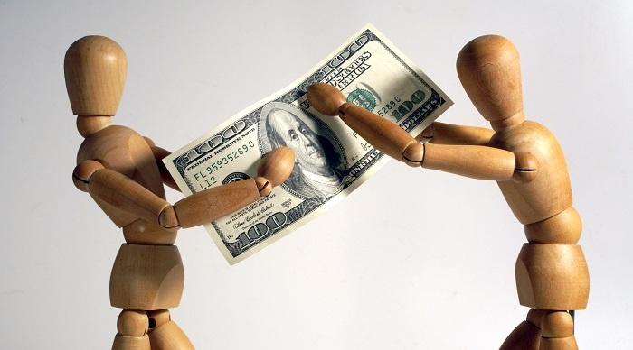 Стоимость кредитной задолженности