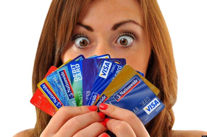 Когда стоит задумываться о выборе кредитной карты
