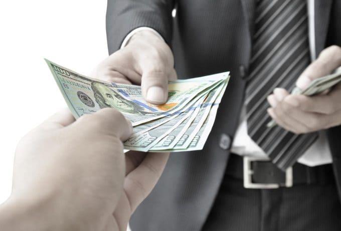 Занять денег на работе
