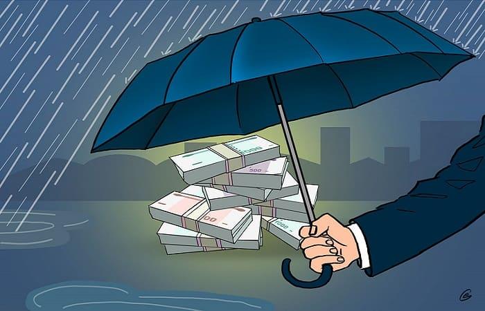 Системастрахования вкладов в банках