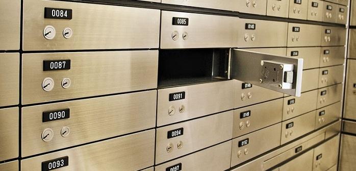 Использование депозитной банковской ячейки