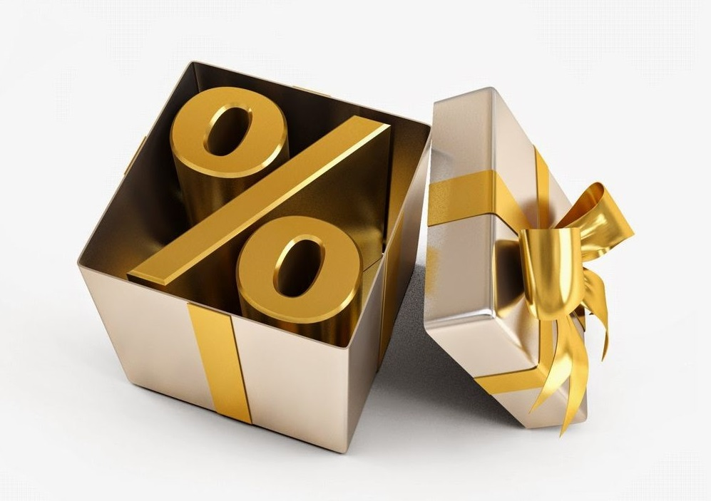 проценты от суммы вклада