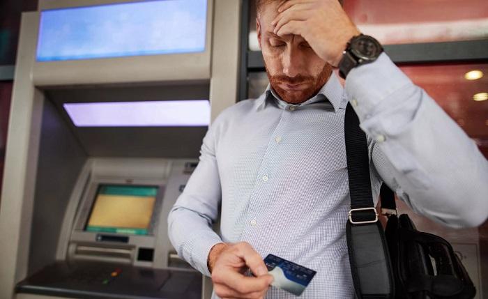 Деньги долгое время не поступают на кредитную карточку