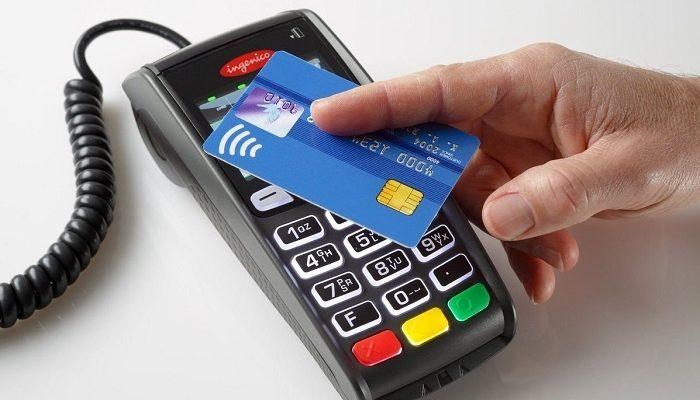 Основные операции банка с кредитными картами