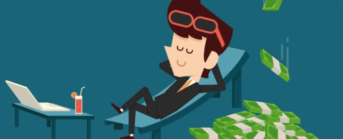 Находите источники пассивного дохода