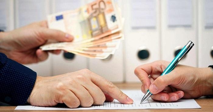 Расписка о передаче денег