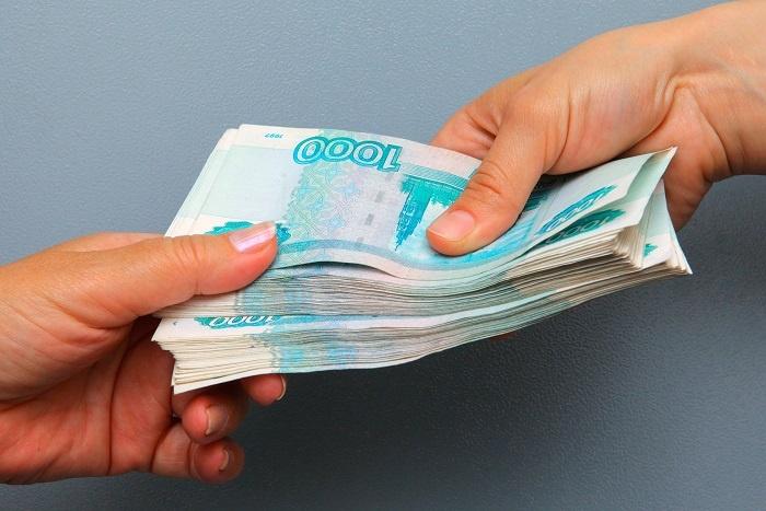 Взять деньги в долг на первоначальный взнос
