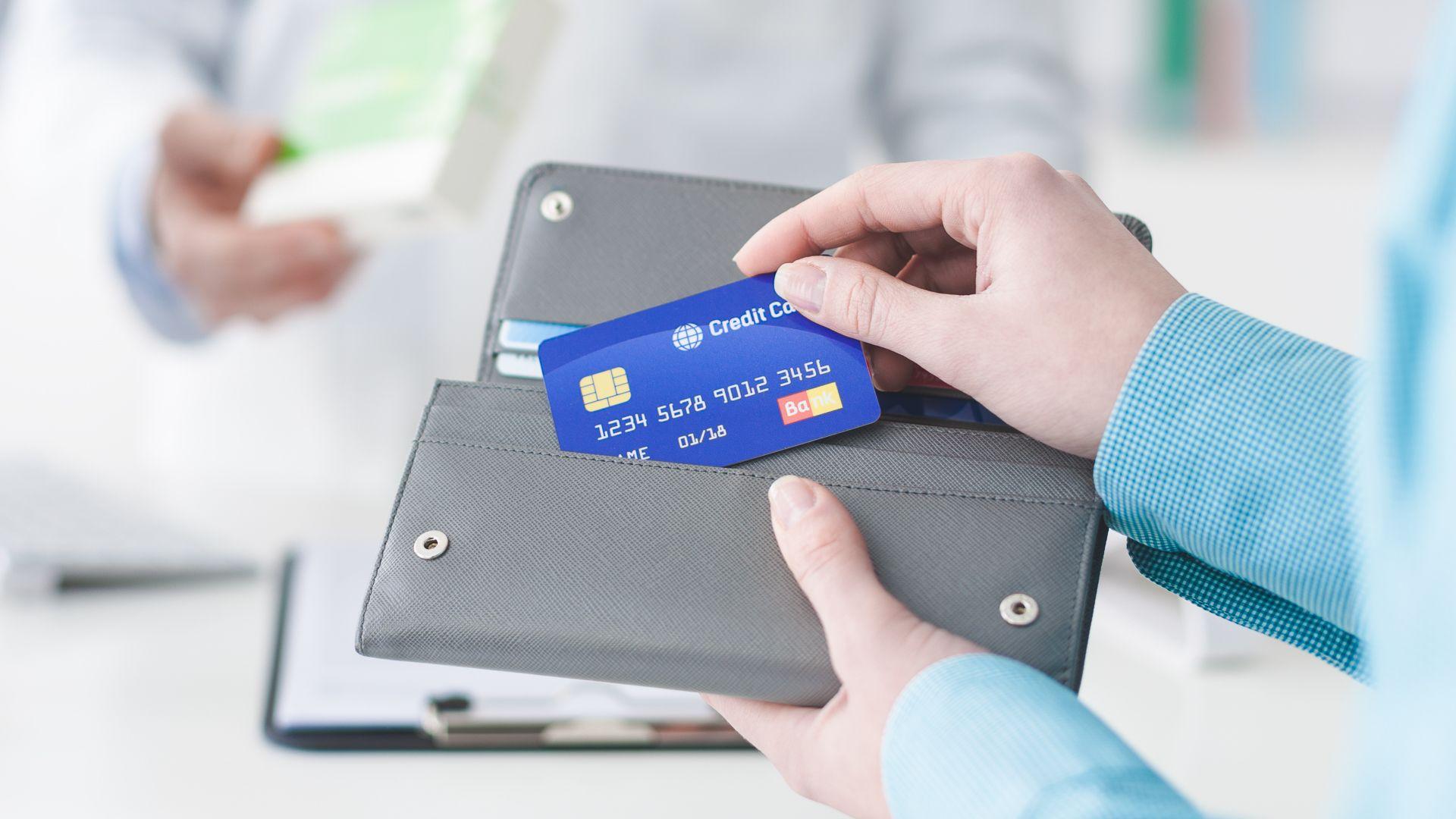 Банк уменьшил лимит кредитной карты