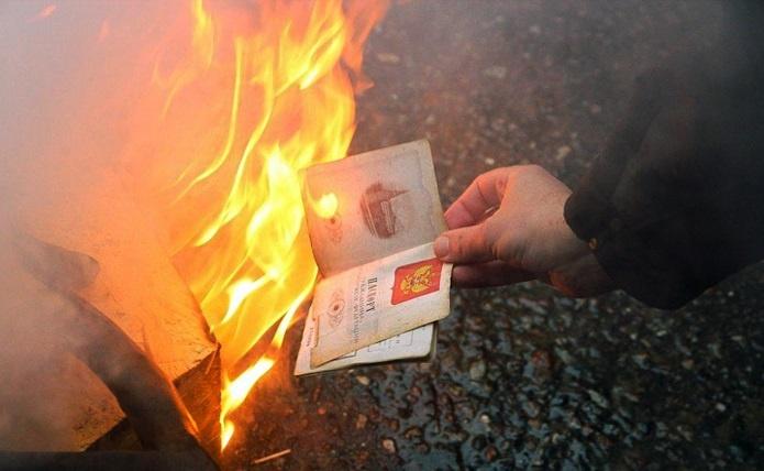 Исправить кредитную историю, сменив паспорт