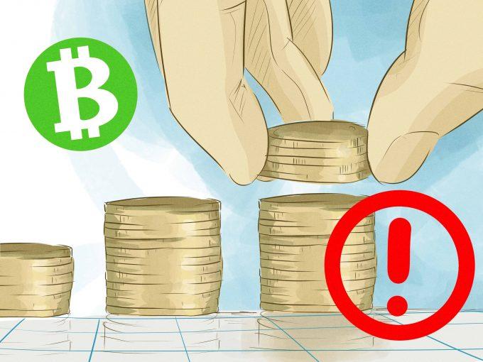 Можно пострадать от финансовых пирамид