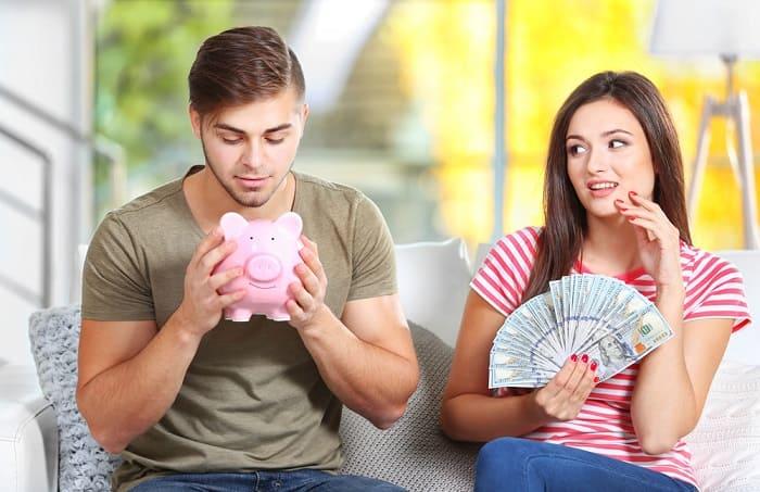 Раздельный семейный бюджет