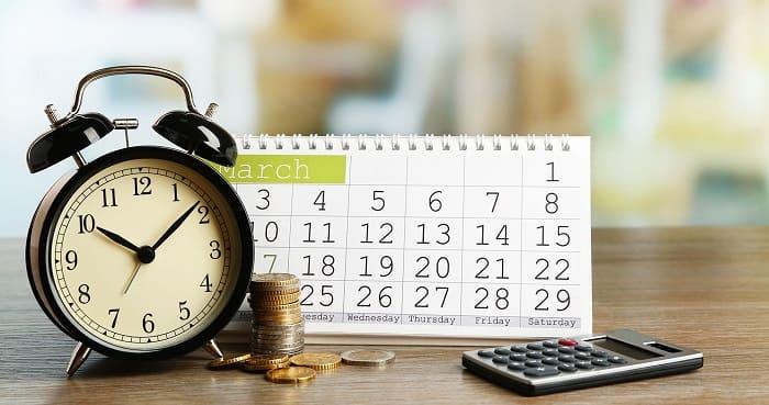 Взыскание задолженности за все годы