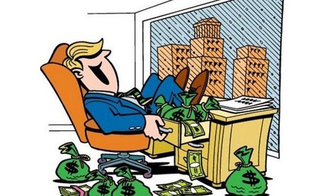 Анекдоты про банкиров