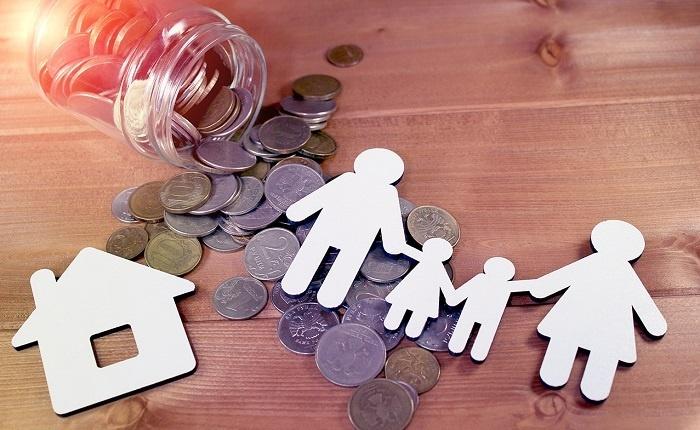 Расходы семейного бюджета на месяц