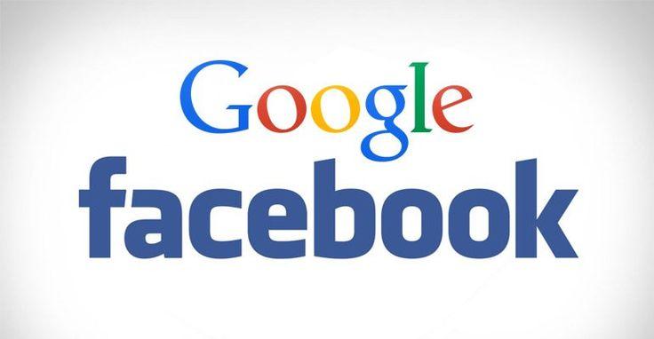 Инвестиции акций в Google и Facebook