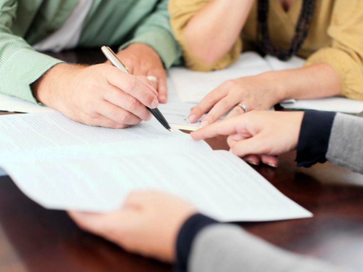 Оформление договора займа между физическими лицами