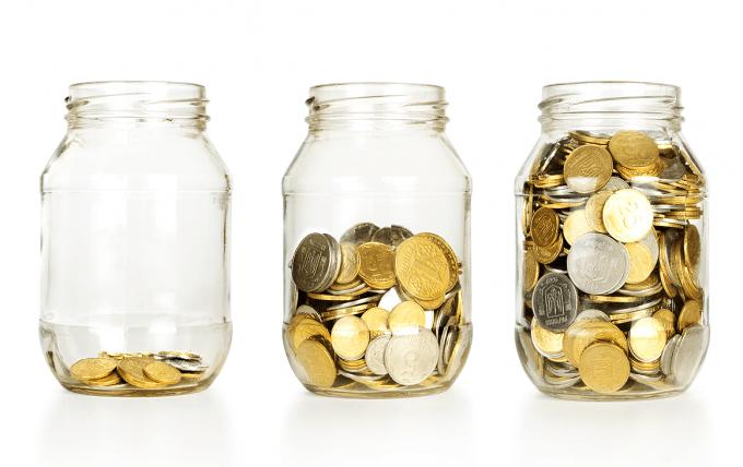 Накопление первоначального взноса для инвестирования