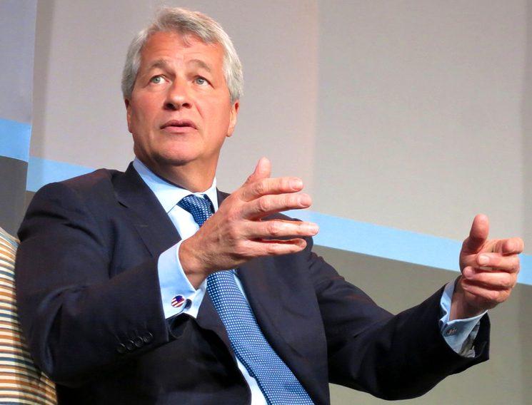 Глава JPMorgan про биткоины - эта афера