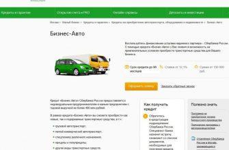 Кредит индивидуальным предпринимателям на авто
