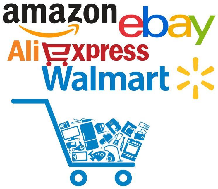 Налог на AliExpress, Amazon и eBay