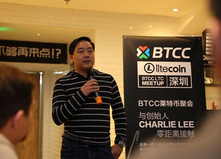 Основатель криптовалюты Litecoin Чарли Ли продал все свои монеты