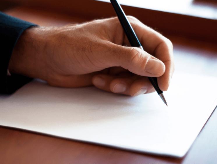 Претензионное письмо о погашении задолженности