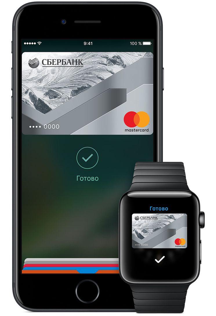 Устройства для работы с Apple Pay