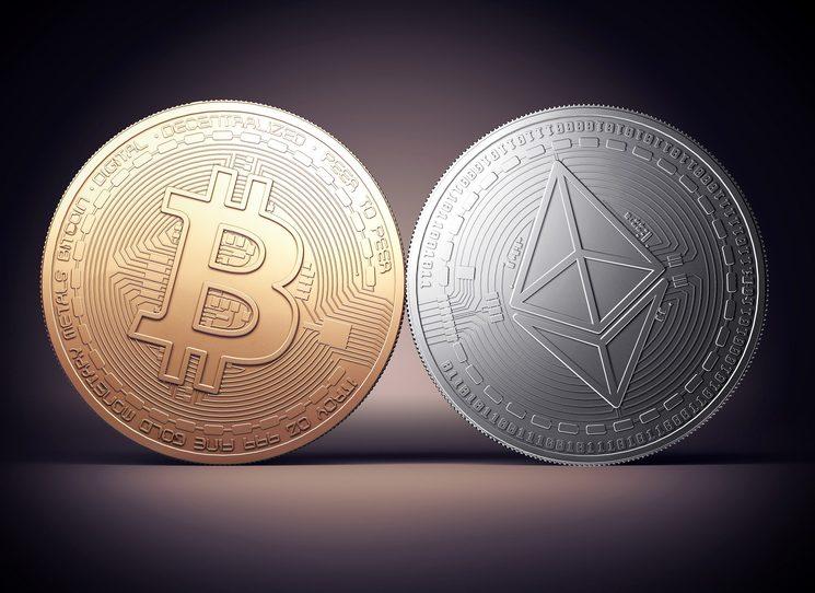 Криптовалюты Bitcoin и Ethereum в России
