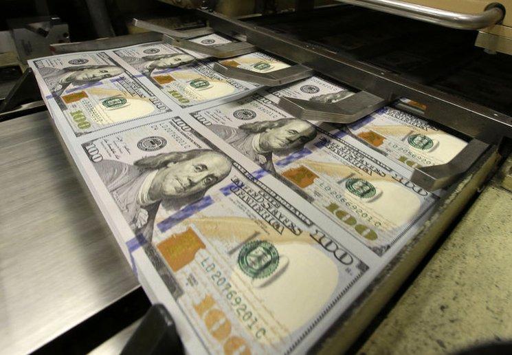 Доллары США - американская валюта