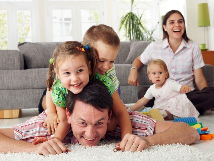 Ипотека для многодетных семей