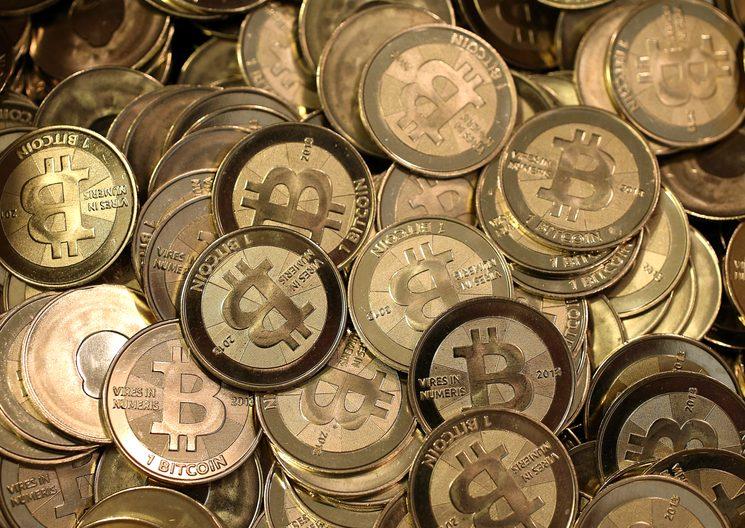 Криптовалюты - это золотая лихорадка