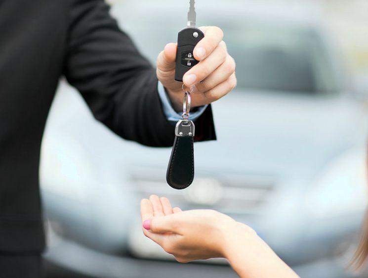 Покупка автомобиля в кредит в автосалоне
